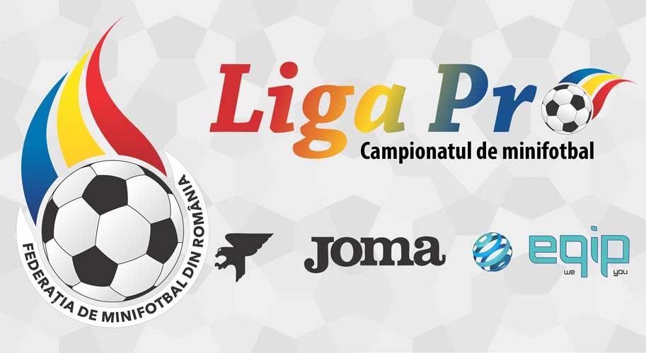 campionat minifotbal liga pro brasov