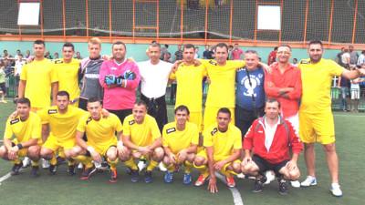 consiliul judetean buzau echipa minifotbal